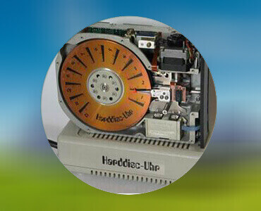 Hard Drives Recycling